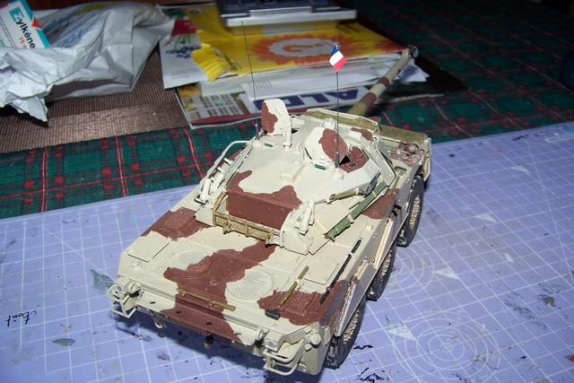 AMX 10 RC ,Direction Bagdad ! (Tiger models 1/35)Fini - Page 3 2944710