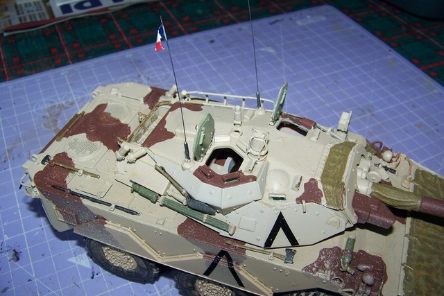 AMX 10 RC ,Direction Bagdad ! (Tiger models 1/35)Fini - Page 3 2945710