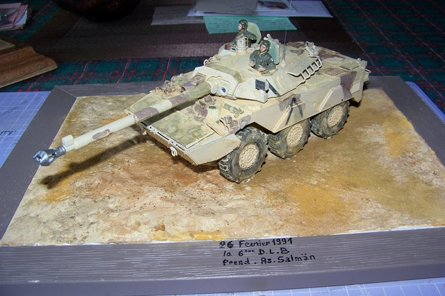 AMX 10 RC ,Direction Bagdad ! (Tiger models 1/35)Fini - Page 3 2951010