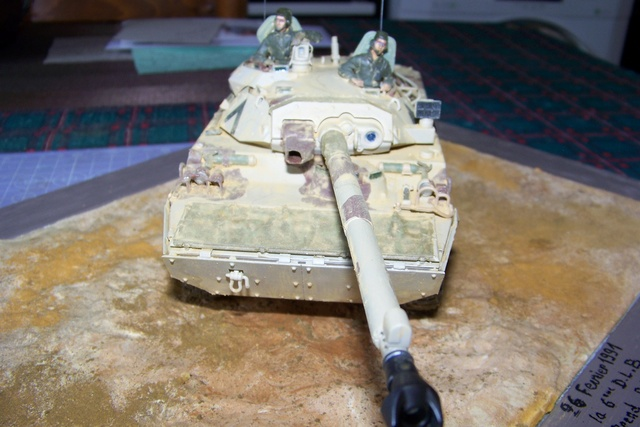 AMX 10 RC ,Direction Bagdad ! (Tiger models 1/35)Fini - Page 3 2952210