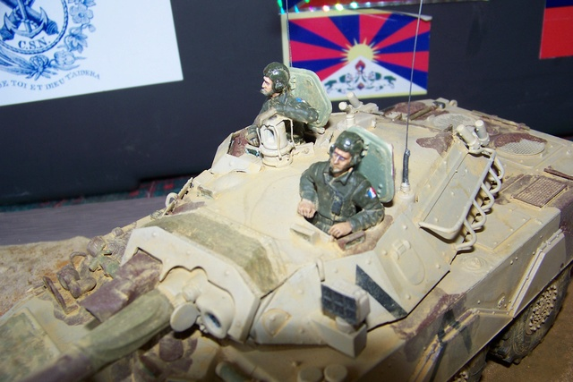 AMX 10 RC ,Direction Bagdad ! (Tiger models 1/35)Fini - Page 3 2953210