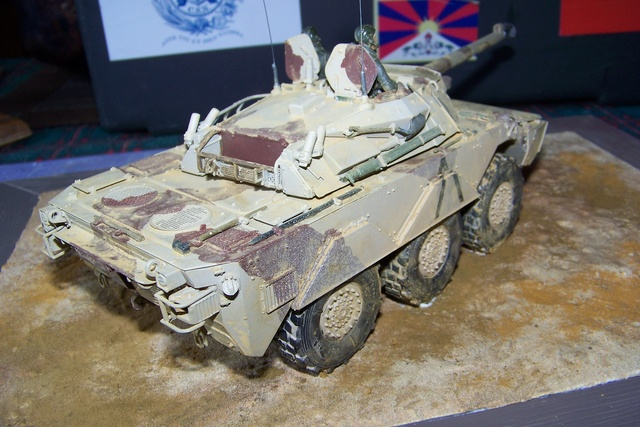 AMX 10 RC ,Direction Bagdad ! (Tiger models 1/35)Fini - Page 3 2955210