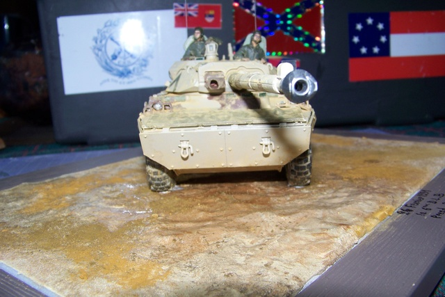 AMX 10 RC ,Direction Bagdad ! (Tiger models 1/35)Fini - Page 3 2957210
