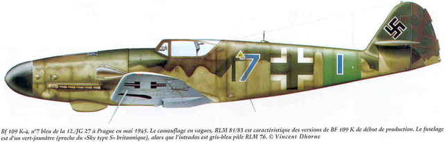 [Revell] (1-48) Messerschmitt Bf 109 G-10: rénovation - Page 2 2_14_b10