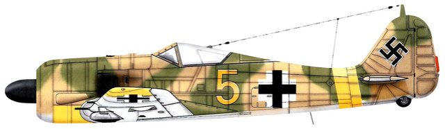 FW-190 A4 (ZVEZDA) 2_15511
