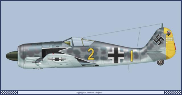 FW-190 A4 (ZVEZDA) 2_21_b11