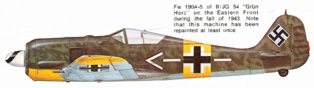 FW-190 A4 (ZVEZDA) 2_2310