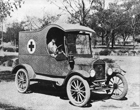 Ford T Ambulance 1917 ICM 1/35 ( FINI & Rectifié) - Page 2 33a65510