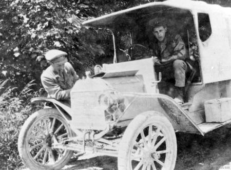 Ford T Ambulance 1917 ICM 1/35 ( FINI & Rectifié) - Page 2 8963510