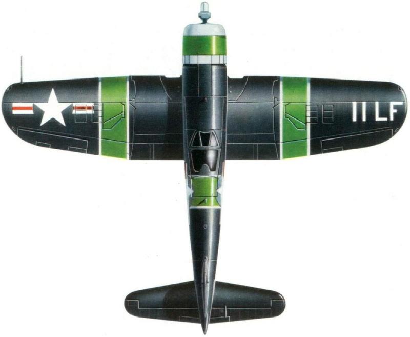 F4U-4 Corsair FINI !!!!!!!!! - Page 3 Attach11