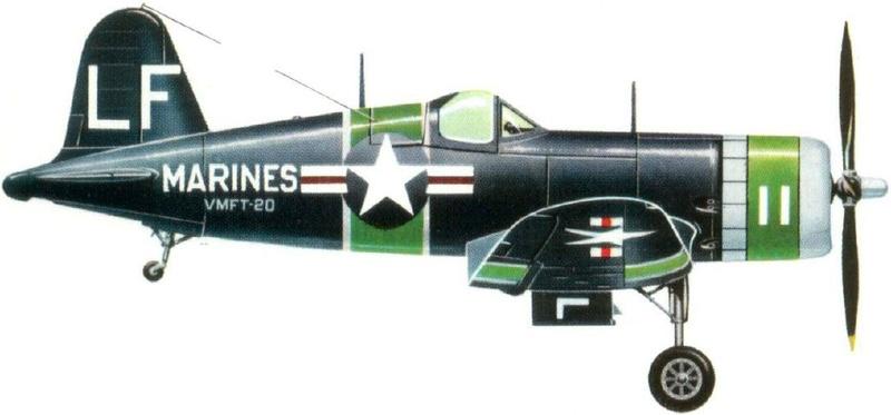 F4U-4 Corsair FINI !!!!!!!!! - Page 3 Attach13