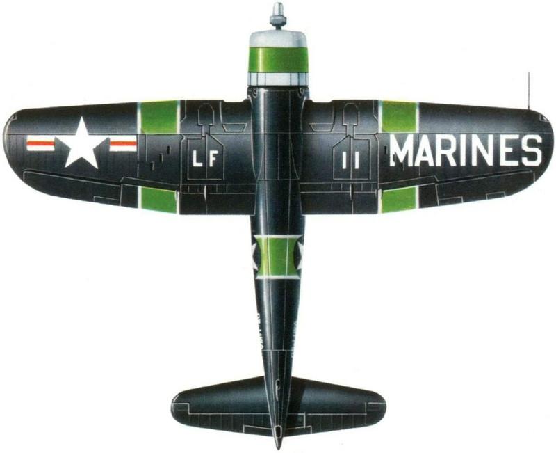 F4U-4 Corsair FINI !!!!!!!!! - Page 3 Attach15