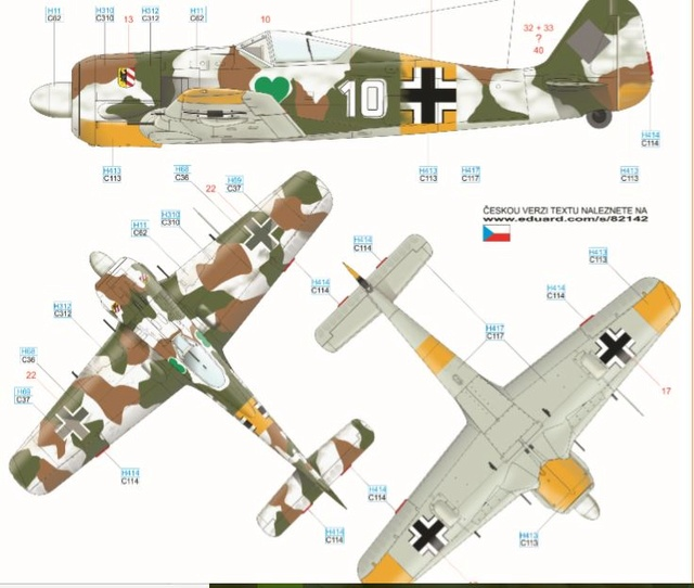 FW-190 A4 (ZVEZDA) Captur17