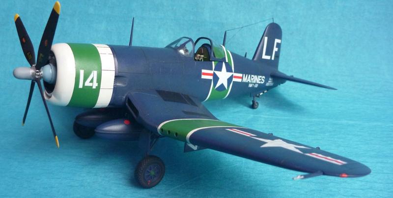 F4U-4 Corsair FINI !!!!!!!!! - Page 3 F4u-4210