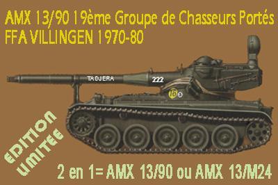 AMX-13/75 w/SS-11 ATGM 1/35 ( Takom 2038 ) *** Terminé en pg 4 Tak20610