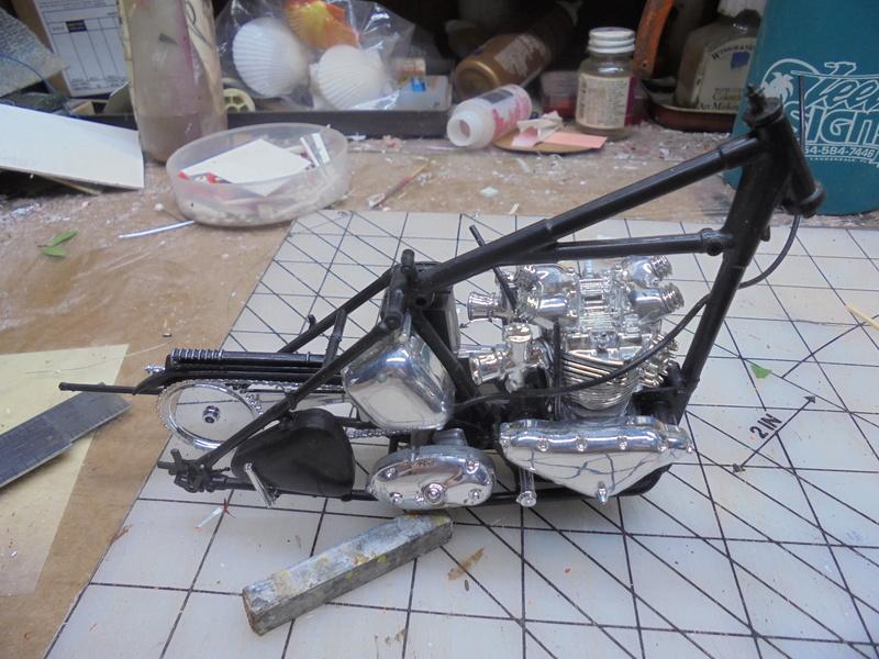 Community Build #26 - motorcycles Dissas11