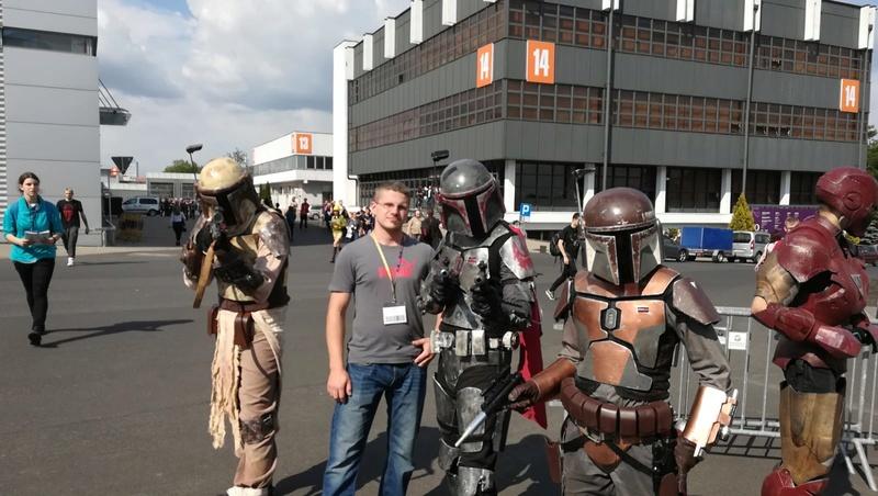 Pyrkon2018 Fantasy festiwal in Poland Img-2011