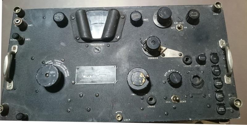 GROSSE RADIO US ARMY SIGNAL CORPS RECTIFIER RA 20 Dsc_8918