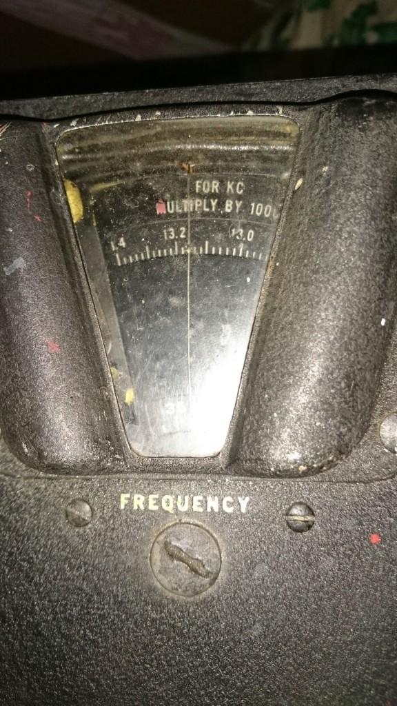 GROSSE RADIO US ARMY SIGNAL CORPS RECTIFIER RA 20 Dsc_9015