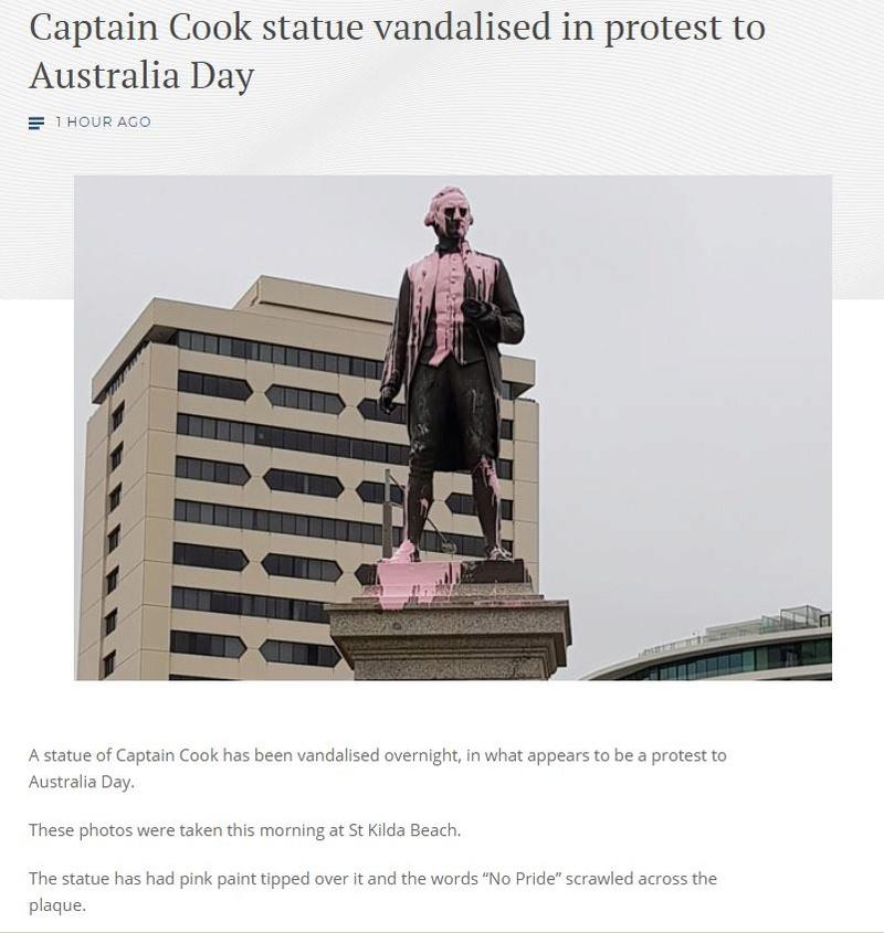 Keep Australia Day, January 26. Captur10