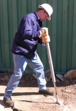 Digging tools: - Do You Use a Spud-Bar? H10