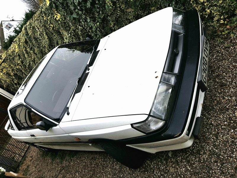 Sunny ZX Coupe, Twincam, Manual version 20171215