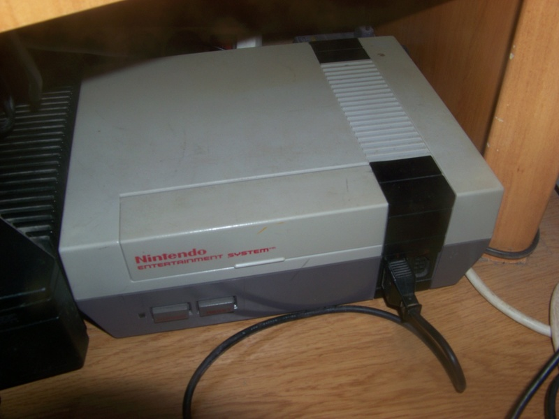 console et jeux Nintendo Nes  100_2025