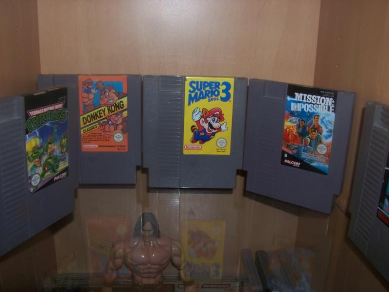 console et jeux Nintendo Nes  100_2026