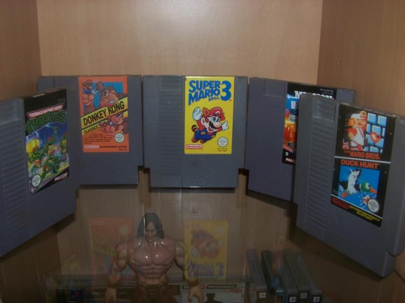 console et jeux Nintendo Nes  100_2027