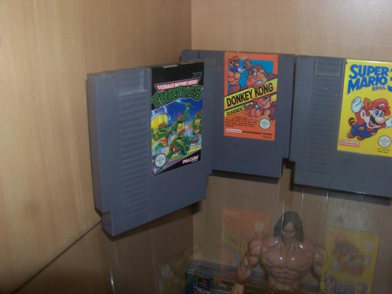 console et jeux Nintendo Nes  100_2028