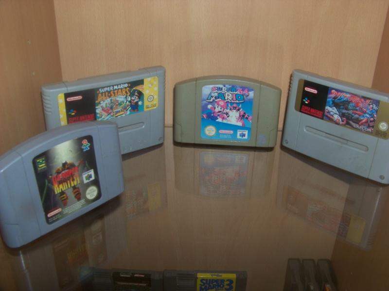 console et jeux La Super Nintendo SNES  100_2029