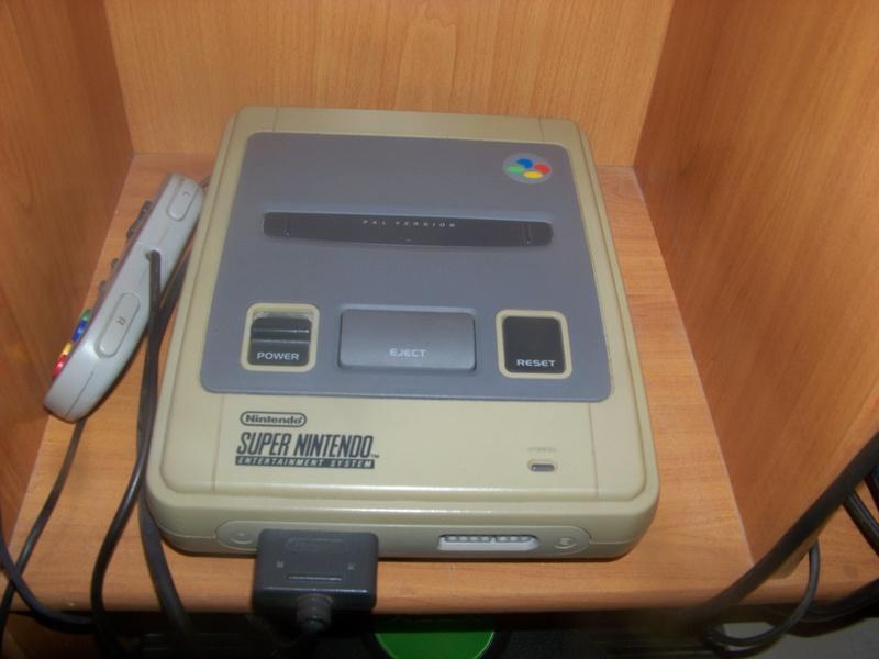 console et jeux La Super Nintendo SNES  100_2030