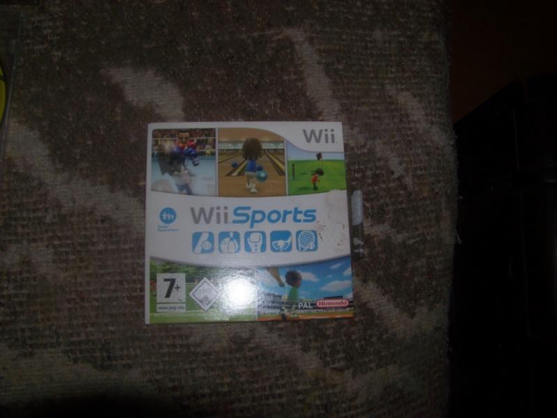 console et jeux NINTENDO Wii 100_2036