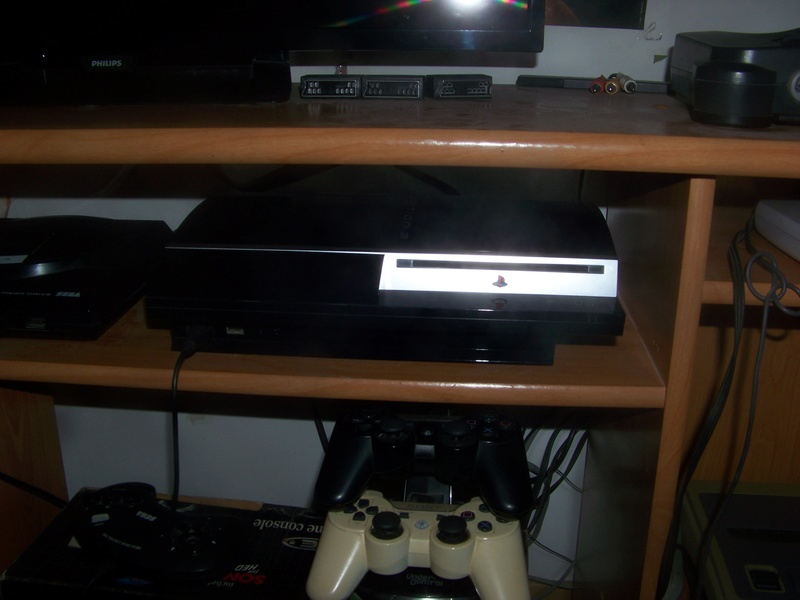 console et jeux sony playstation 3 PS3 100_2037