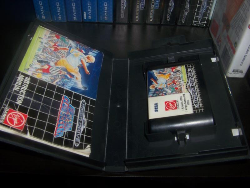 console et jeux Sega Megadrive 100_2112