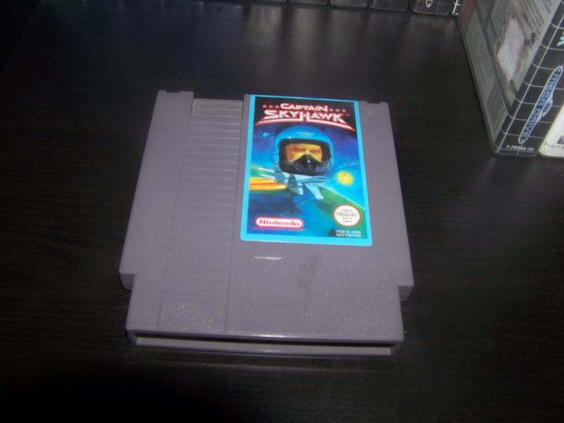 console et jeux Nintendo Nes  100_2113