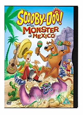 SCOOBY-DOO & THE MONSTER OF MEXICO (2003) 512ggx10