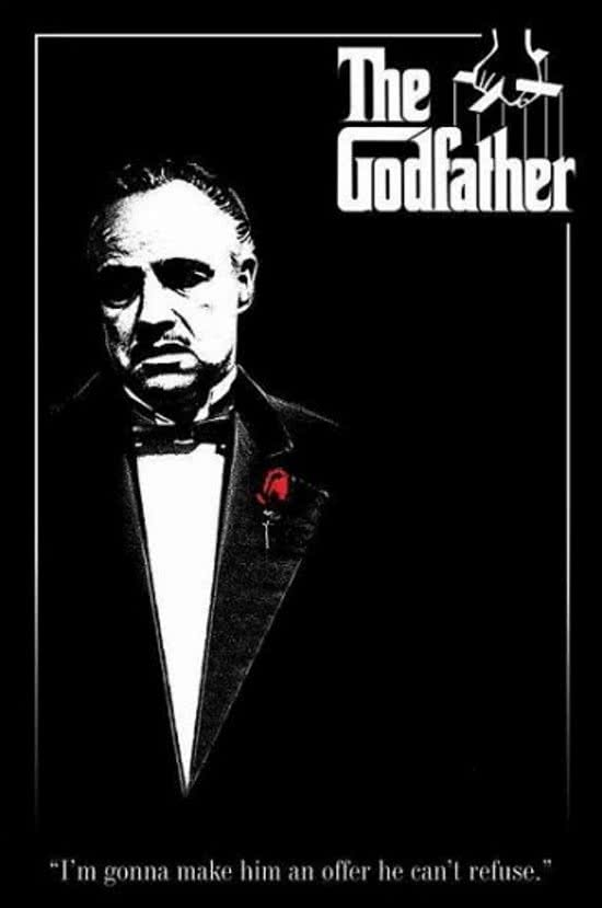 The Godfather (1972) 92000010