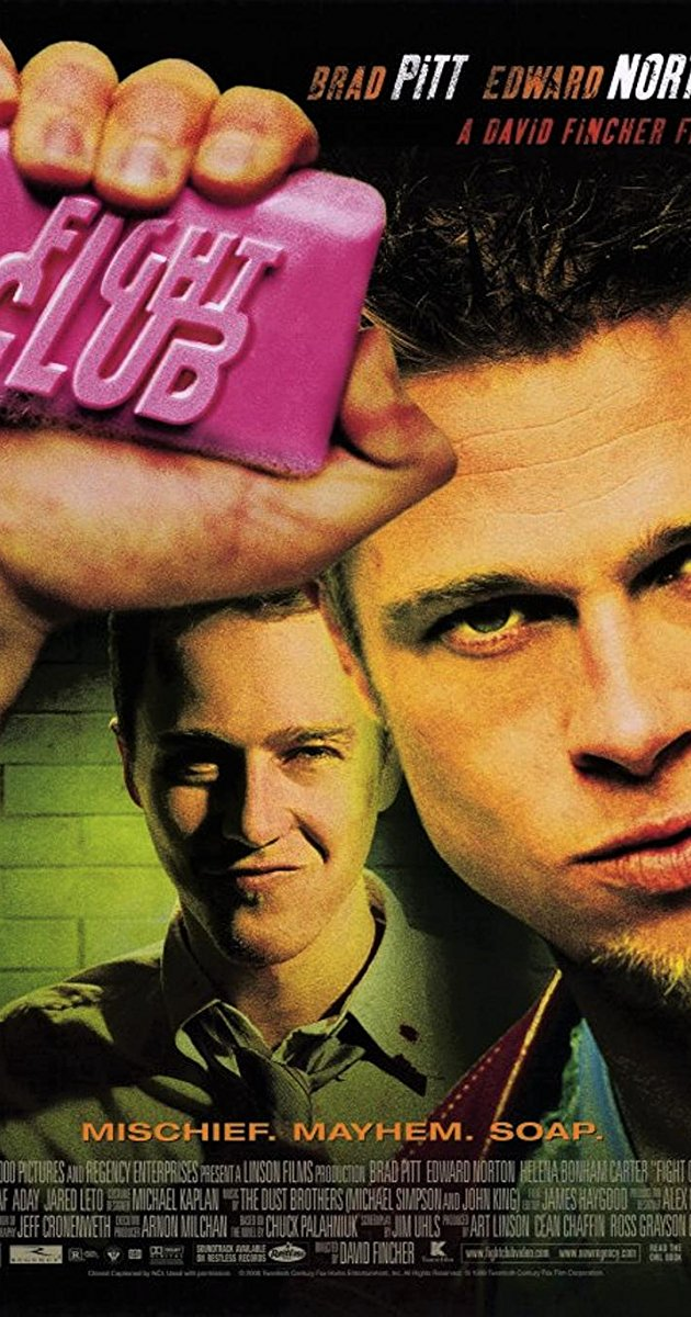 Fight Club (1999) Mv5bmz10