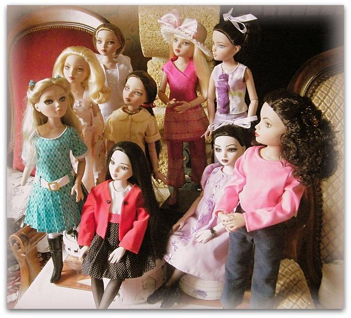 Mes poupées Ellowyne Wilde. De nouvelles photos postées régulièrement. My_ell10