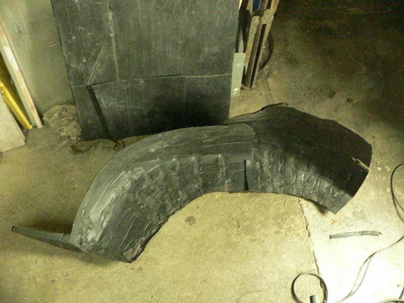 garde boue d'aile pour caravelle ou floride P1170533