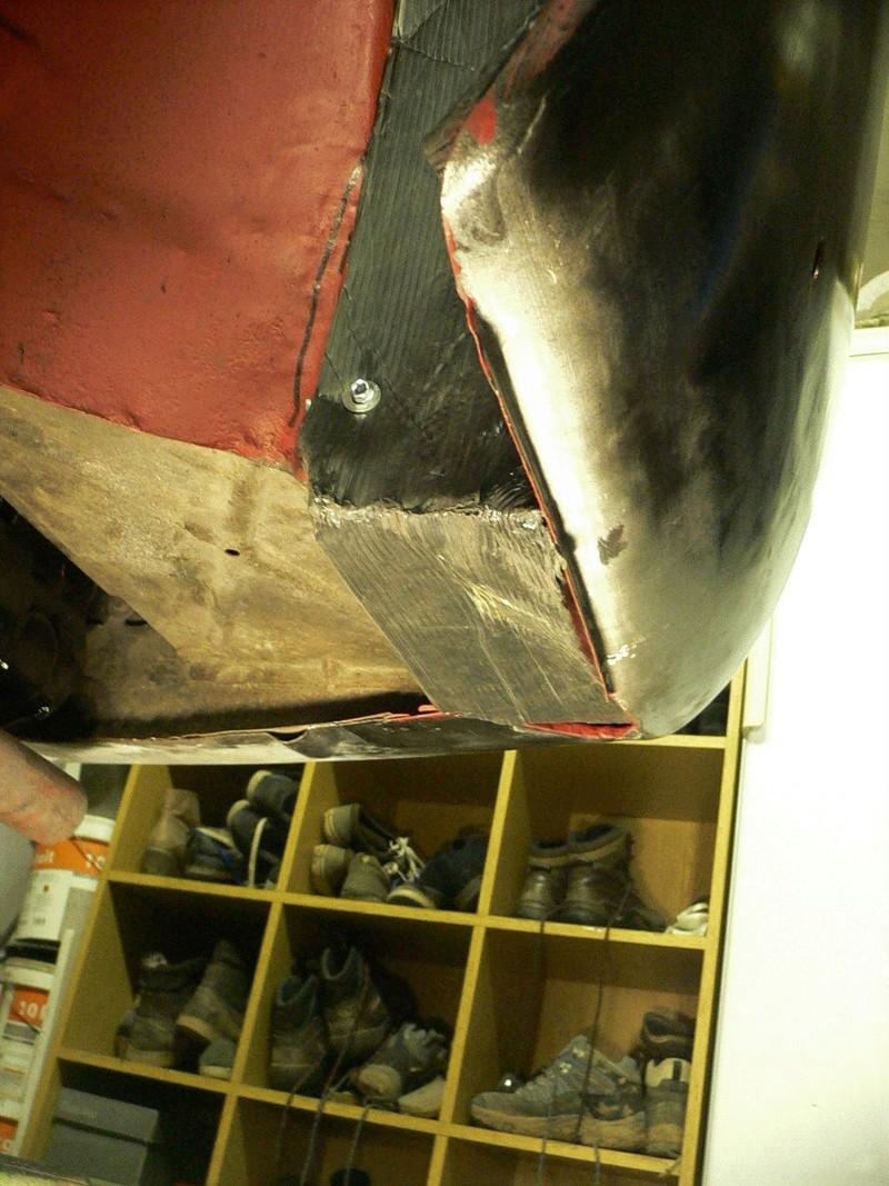 garde boue d'aile pour caravelle ou floride P1170534