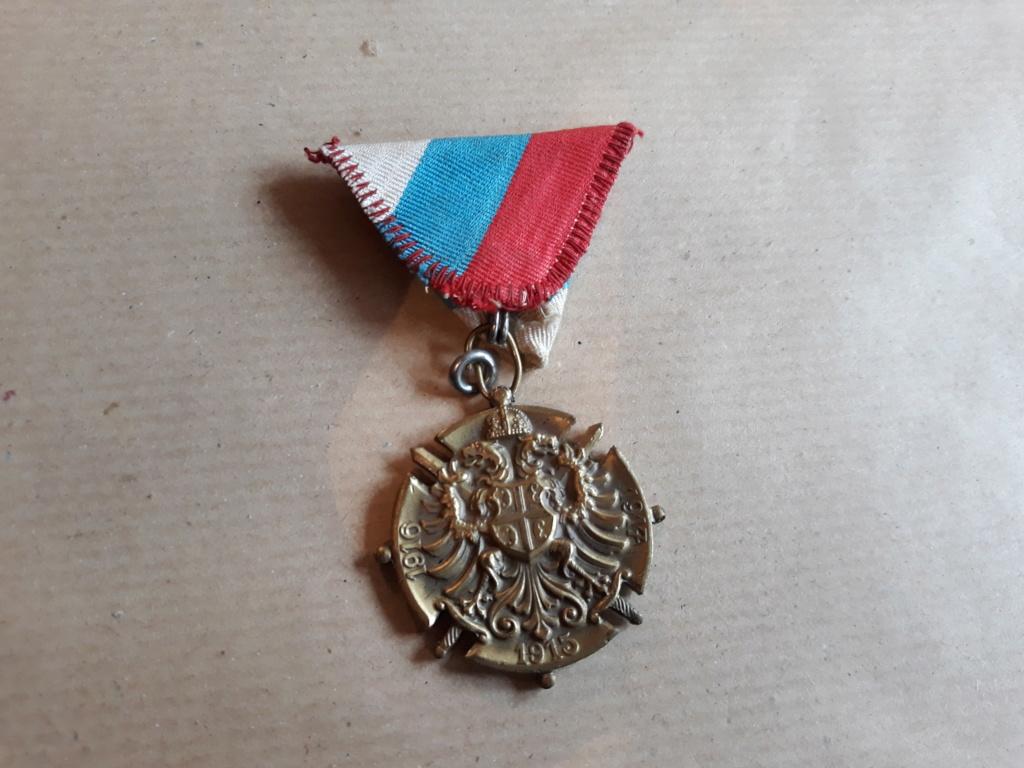 médaille 04011