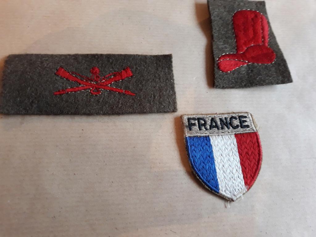 insignes specialités 05410