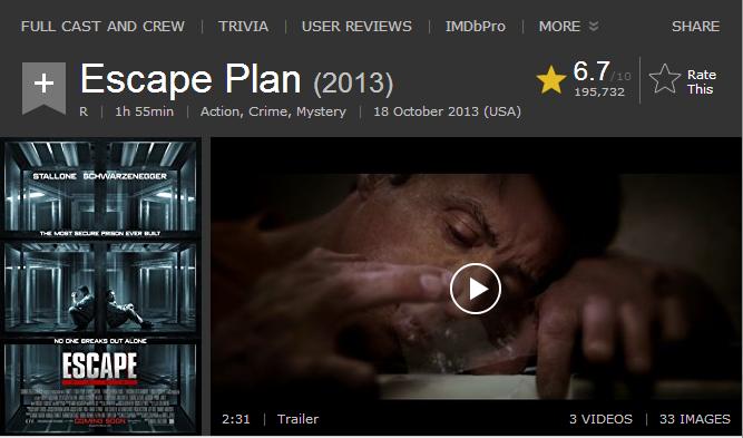 فيلم الاكشن والجريمة والغموض الرهيب Escape Plan (2013)  720p BluRay مترجم بنسخة البلوري 08-05-11