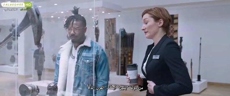 حصريا فيلم الاكشن والمغامرة والخيال المنتظر Black Panther (2018) 720p BluRay مترجم بنسخة البلوري 187