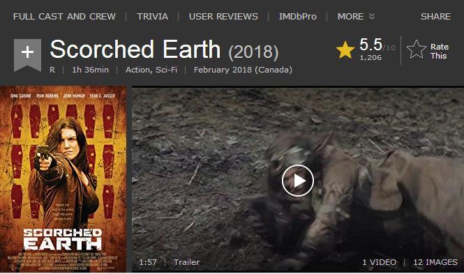 حصريا فيلم الاكشن والخيال الرائع Scorched Earth (2018) 720p BluRay مترجم بنسخة البلوري 2018-018