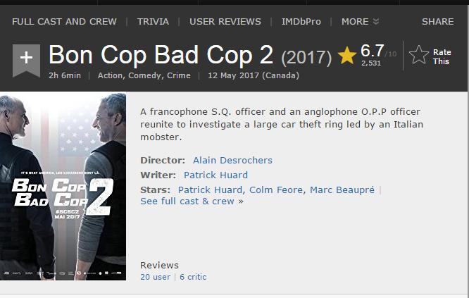 فيلم الاكشن والكوميدي والجريمة الرهيب Bon Cop Bad Cop 2 2017 720p BluRay مترجم بنسخة البلوري 2018-023