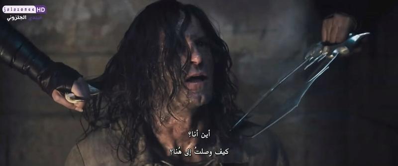 فيلم الاكشن والفنتازي والرعب الرهيب I, Frankenstein (2014) 720p BluRay مترجم بنسخة البلوري 247