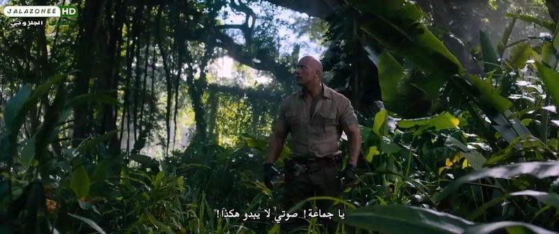 حصريا فيلم الاكشن والمغامرة والكوميدي المنتظر بشدة Jumanji Welcome to the Jungle (2017) 720p BluRay مترجم بنسخة البلوري 355